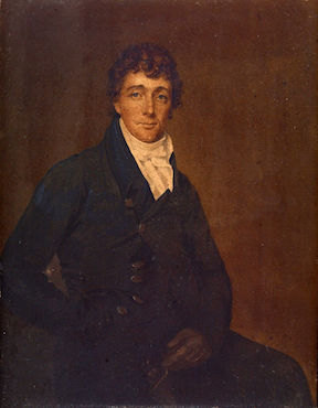 Painting of Francis Scott Key