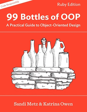 99 Bottles of OOP book cover